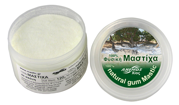 100% Natural Gum Mastic grounded in powder - ANEMOS