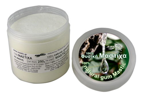 Natural Chios gum mastic grounded in powder 250g