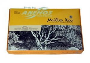 Natural Chios mastic. Box 500g Large size tears