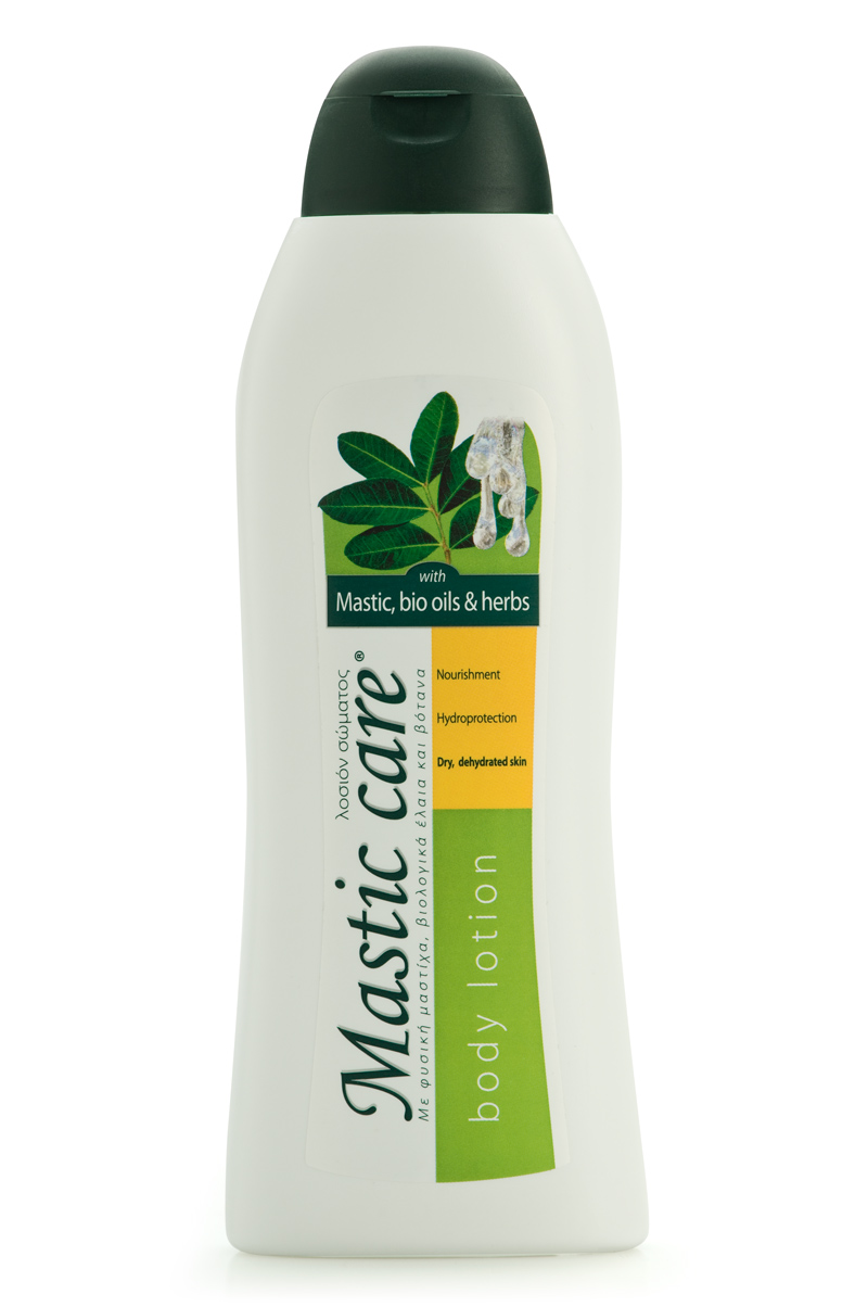 Body lotion Mastic bio oils & herbs 300ml