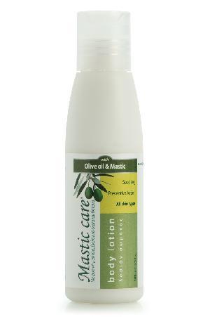 """Body Lotion """"Olive oil & mastic"""" mit Olivenöl & Mastix 100ml"""