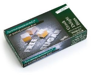 Λουκούμια ΧΩΡΙΣ ζάχαρη με φυσική Μαστίχα 150g