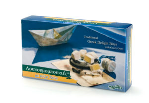 Greek Delight with Greek ouzo 200g