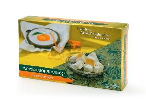 Λουκούμια Χίου μανταρίνι σε χαρτ. κουτί 200g