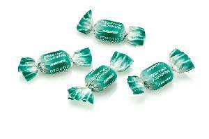 Mastic candy crystal. Bulk