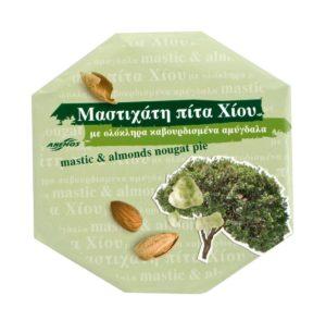 Nougatkuchen mit Mastix
