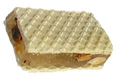 Mastihato -Gaufrette au mastic