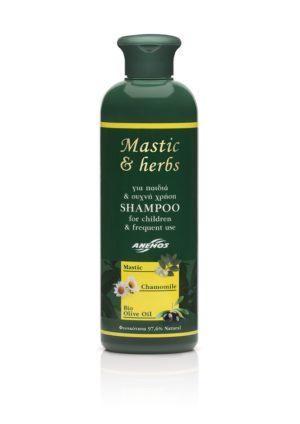 Natürliches Kindershampoo oder für häufigen Gebrauch 300ml