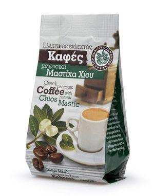 Ελληνικός καφές με φυσική Μαστίχα 100g