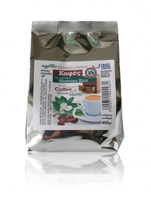 Ελληνικός καφές με φυσική Μαστίχα 400g