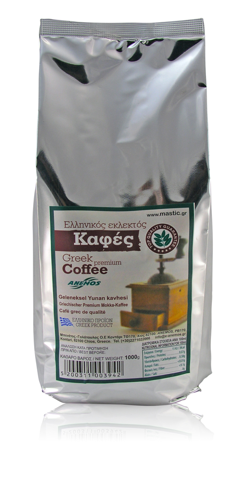 Greek coffee 1000g