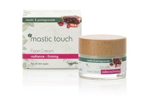 Radiance - Firming face cream with mastic & pomegranate 50ml