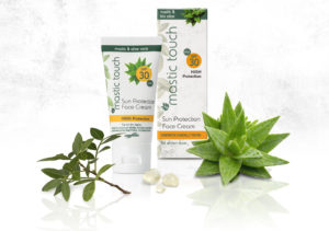 Sun Protection mastic touch Face Cream SPF 30. 50ml