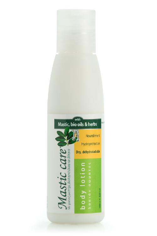 "Lotion de corps ""Mastic, bio oils & herbs"" 100ml"