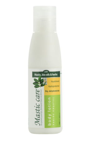 Body Lotion Mastic Bio Oils & Herbs