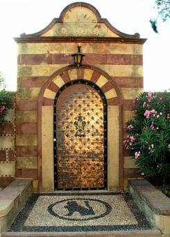Kampos Gate in Argentiko
