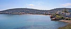 Karfas beach and resort