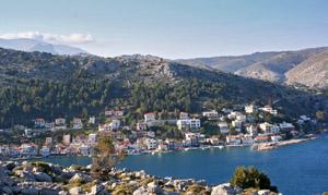 Lagada Village, Chios