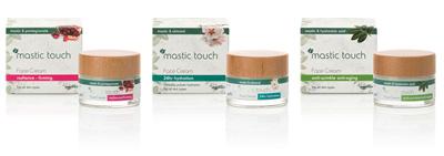 Mastic Touch Face Creams