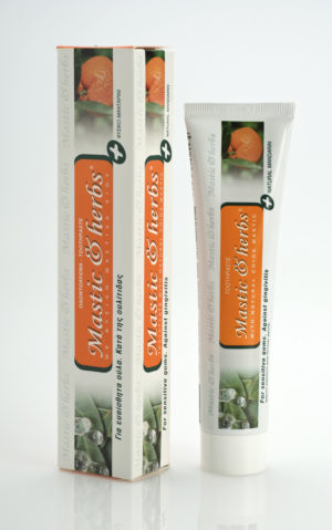 Toothpaste Mantarin Box tube