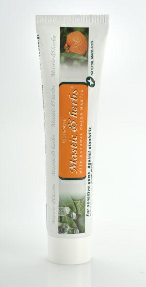 Toothpaste Mantarin