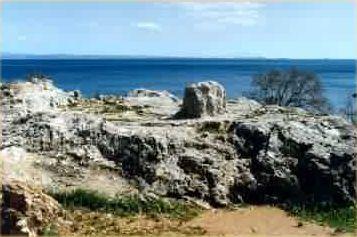 Δασκαλόπετρα ή Πέτρα του Ομήρου