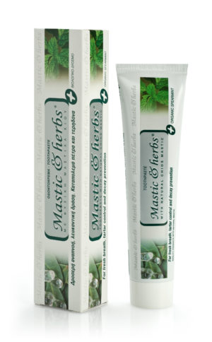 Toothpaste Spearmint ENG