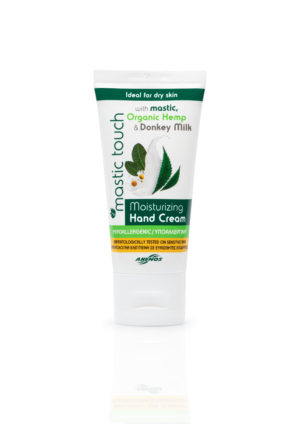 Hand Cream Org Hemp & Donkey Milk