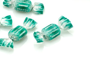 Mastic Candy Crystal