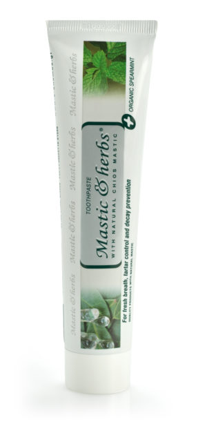 Toothpaste Spearmint Tube ENG