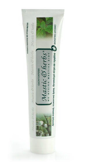 Toothpaste Spearmint Tube GR