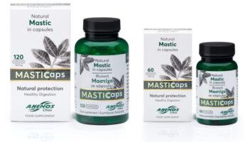 MASTICaps - Chios Mastic Capsules