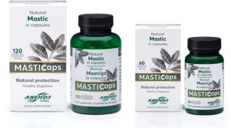MASTICaps - Κάψουλες μαστίχας Χίου